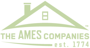 Ames Logo Green